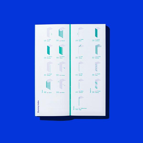 """Impressão offset premium do livro """"O miolo do livro"""". Acabamento especial: costura à vista 02"""