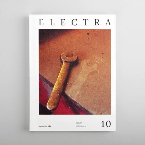 """Impressão offset premium da revista """"Electra"""" 01"""