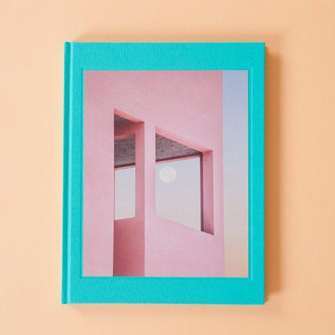 Impressão offset premium do livro de Matthieu Venot 06