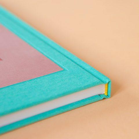 Impressão offset premium do livro de Matthieu Venot 07