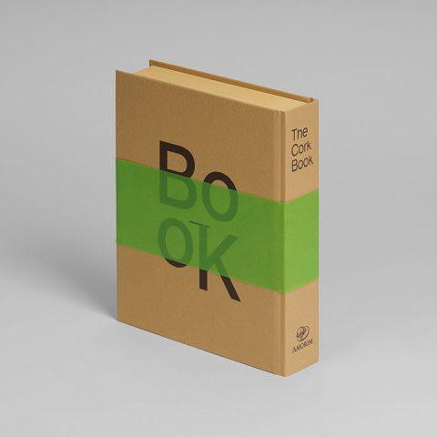 """Impressão offset premium do livro """"The cork Book"""". Acabamento especial: topos pintados 03"""