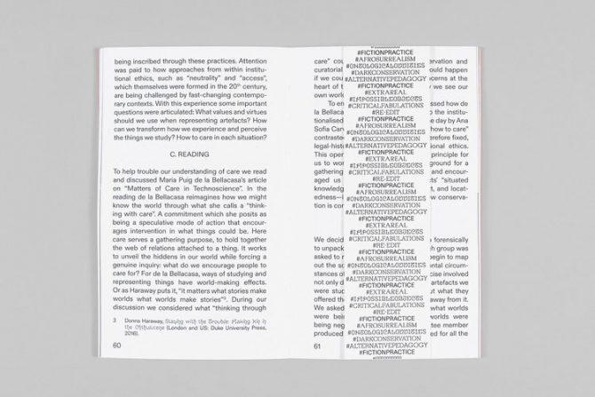 """Impressão offset premium do livro """"Fiction Practice"""". Acabamento especial: alto-relevo 02"""