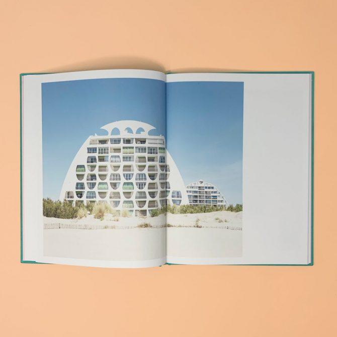Impressão offset premium do livro de Matthieu Venot 04