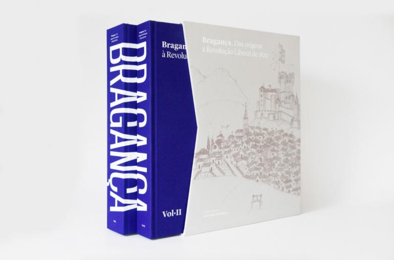 """Livro """"Bragança"""" impresso em offset na Gráfica Maiadouro foi premiado em Nova Iorque 01"""