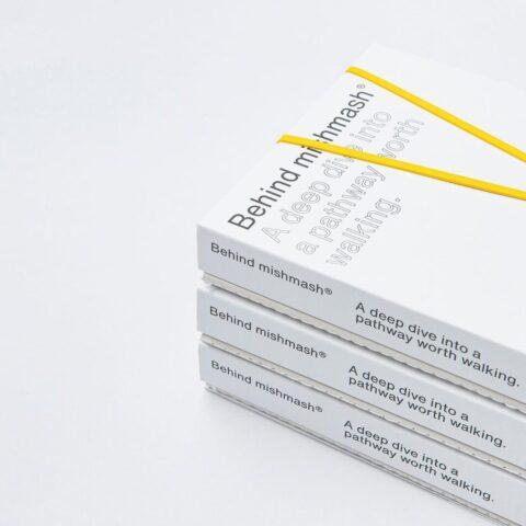 Impressão digital premium livro mishmash 3