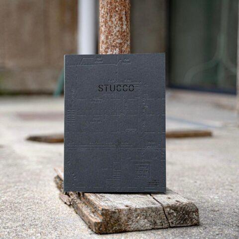 Impressão offset premium livro stucco 2
