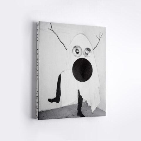 Impressão offset premium livro Rato Tesoura Pistola