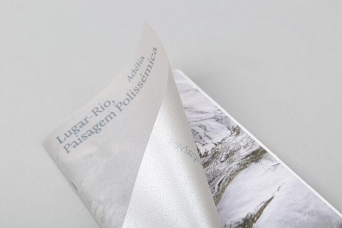 Impressão offset premium livro lugar rio 1