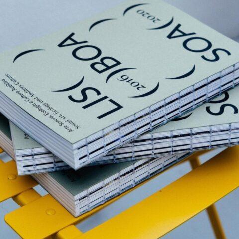 Impressão offset premium livro Lisboa soa 1