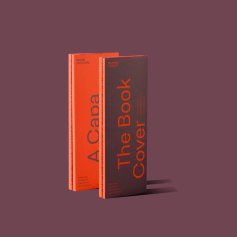 Impressão offset premium livro The book Cover 1